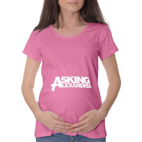 Футболка для беременных хлопок  Фото 01, Asking Alexandria