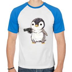 Пингвин с пистолетом