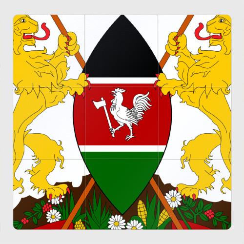 Магнитный плакат 3Х3 Кения