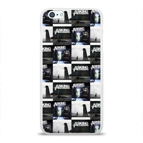 Чехол для Apple iPhone 6Plus/6SPlus силиконовый глянцевый  Фото 01, AA