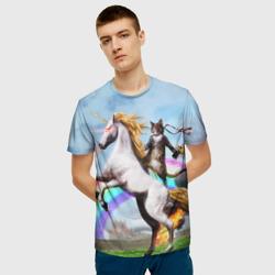 Кот на Единороге