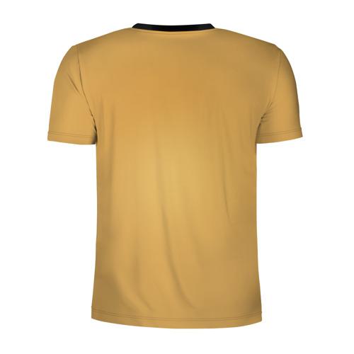 Мужская футболка 3D спортивная  Фото 02, Bitcoin