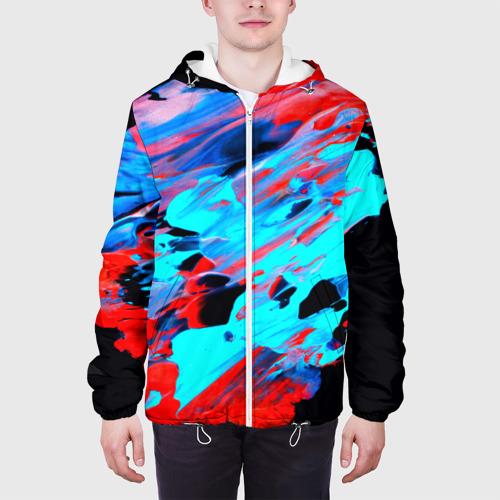 Мужская куртка 3D  Фото 04, Краски лета