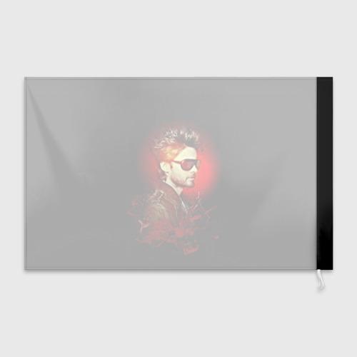 Флаг 3D Jared Leto Фото 01