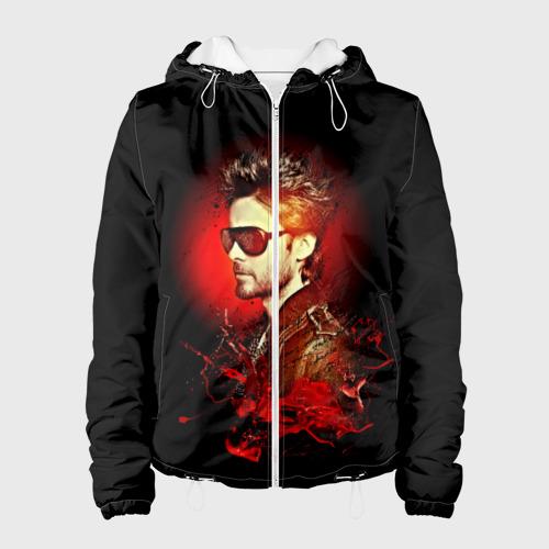Женская куртка 3D Jared Leto Фото 01