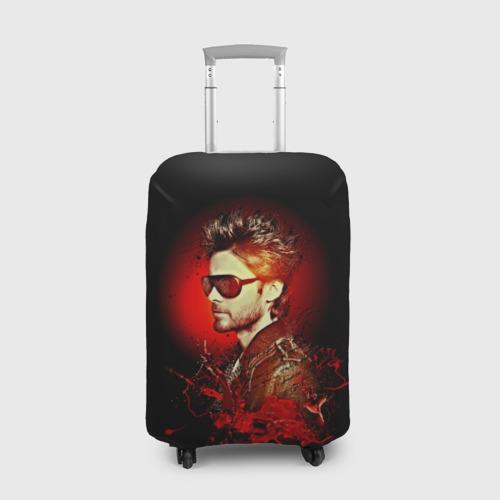 Чехол для чемодана 3D Jared Leto Фото 01