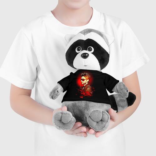 Енотик в футболке 3D Jared Leto Фото 01