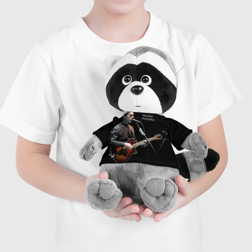 Енотик в футболке 3D Наутилус Помпилиус Фото 01