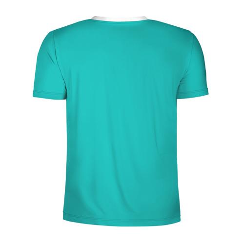 Мужская футболка 3D спортивная  Фото 02, Наутилус Помпилиус