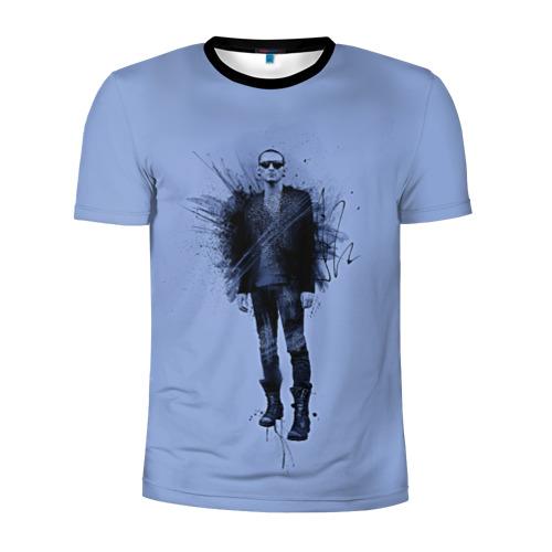 Мужская футболка 3D спортивная  Фото 01, Chester Bennington