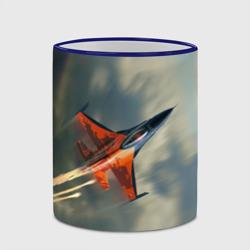 Красный F16