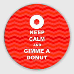 Gimme a donut