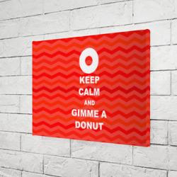 Gimme a donut