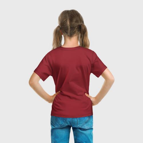 Детская футболка 3D  Фото 04, Ливерпуль