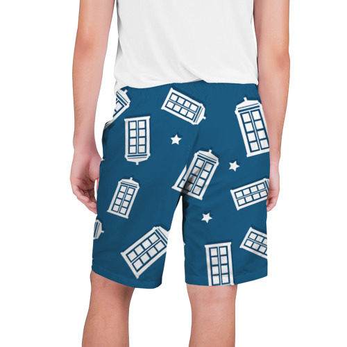 Мужские шорты 3D  Фото 02, Тардис