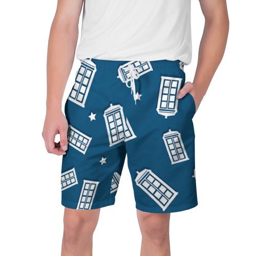 Мужские шорты 3D  Фото 01, Тардис