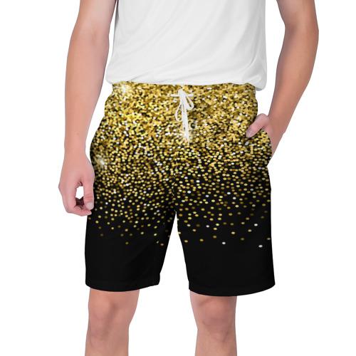 Мужские шорты 3D  Фото 01, Блеск