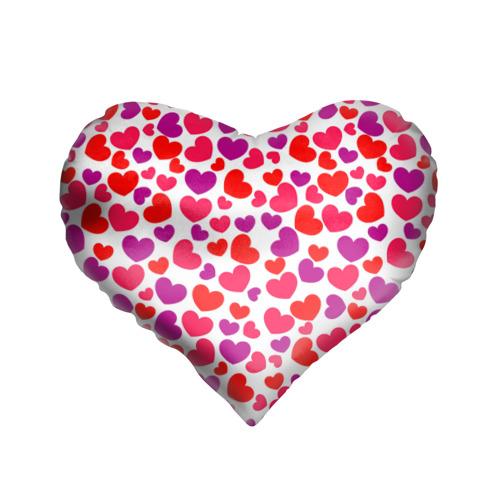 Подушка 3D сердце  Фото 01, Сердца