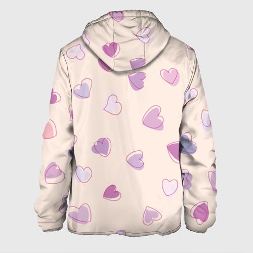 Мужская куртка 3D  Фото 02, Heart