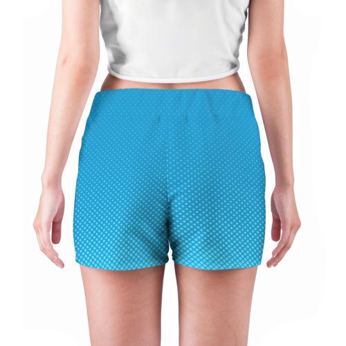 Женские шорты 3D  Фото 04, Синит