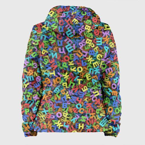 Женская куртка 3D  Фото 02, Алфавит