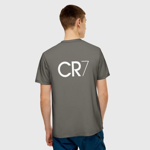 Мужская футболка 3D  Фото 02, Криштиану