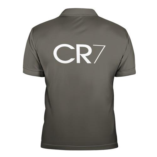 Мужская рубашка поло 3D Криштиану