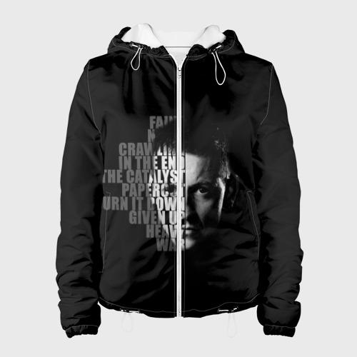 Женская куртка 3D  Фото 01, Chester