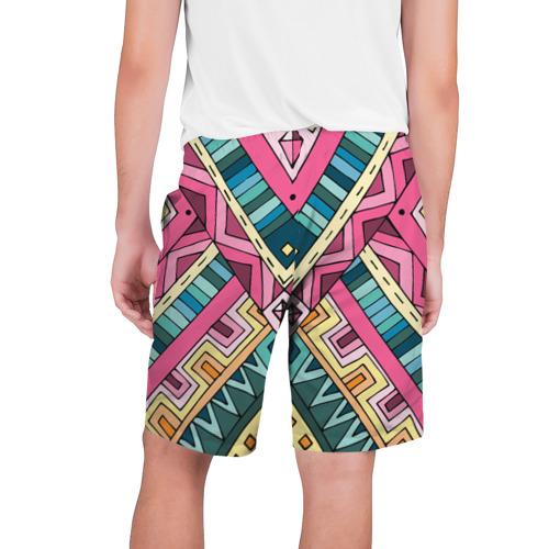 Мужские шорты 3D  Фото 02, Этнический стиль