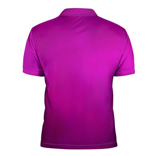 Мужская рубашка поло 3D  Фото 02, Preacher