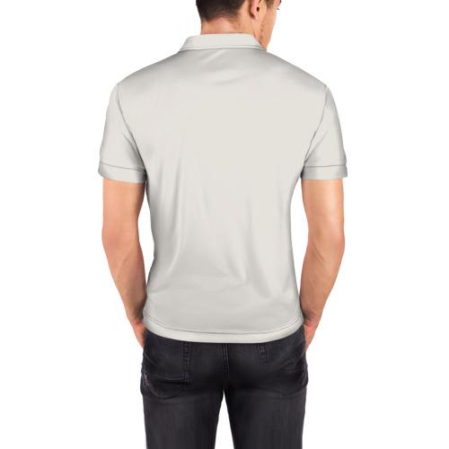 Мужская рубашка поло 3D  Фото 04, Lana Del Rey
