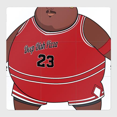 Магнитный плакат 3Х3 Fat Jordan