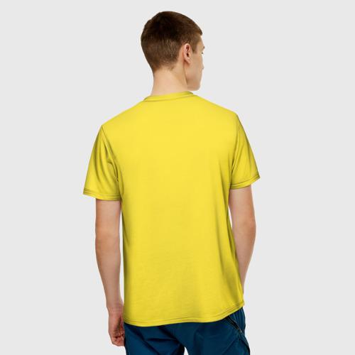 Мужская футболка 3D  Фото 02, ПСЖ