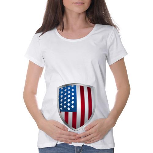 Футболка для беременных хлопок  Фото 01, USA