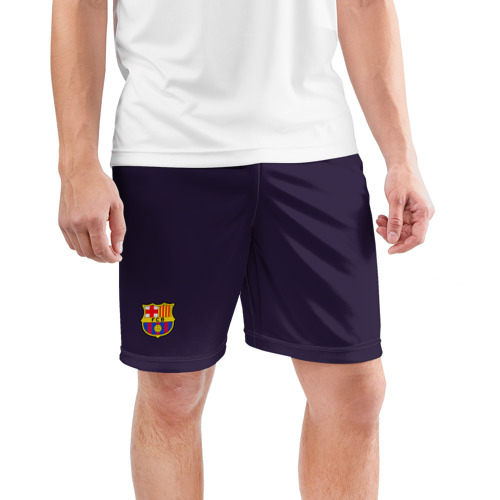 Мужские шорты спортивные Barca Фото 01