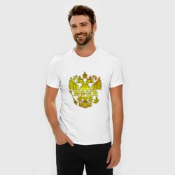 Юрик в золотом гербе РФ