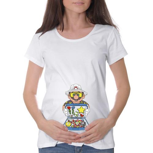 Футболка для беременных хлопок  Фото 01, Марио