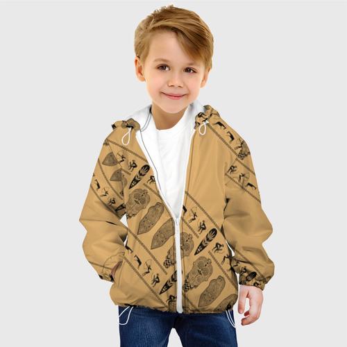 Детская куртка 3D Tribal Фото 01