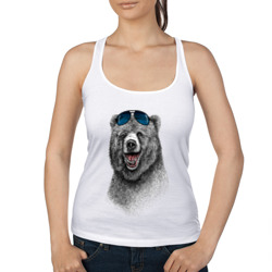Медведь в очках