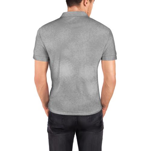 Мужская рубашка поло 3D House of Cards Фото 01