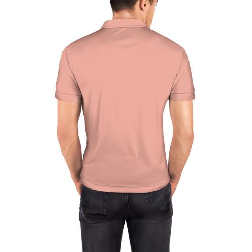 Мужская рубашка поло 3D  Фото 04, Bjork