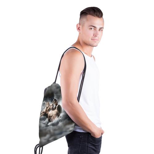 Рюкзак-мешок 3D  Фото 03, Тупак Шакур и банда