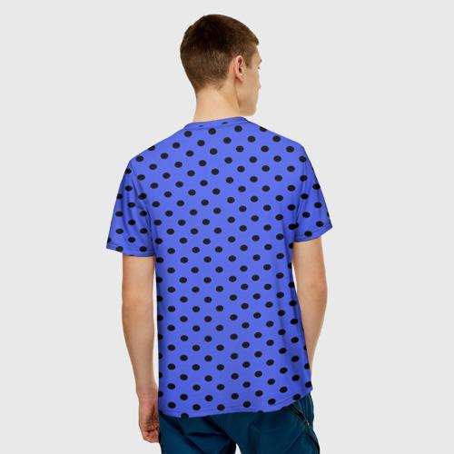Мужская футболка 3D  Фото 02, Счастливый совенок