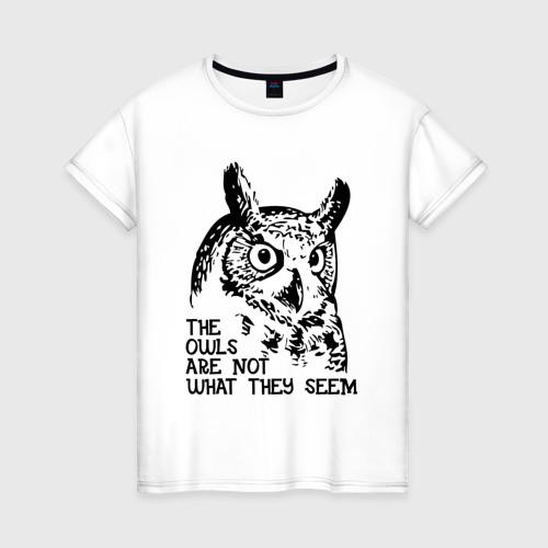 Twin Peaks Owl