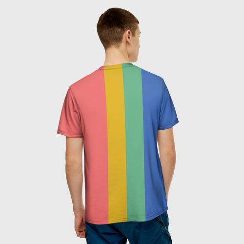 Мужская футболка 3D  Фото 02, Падение акибы