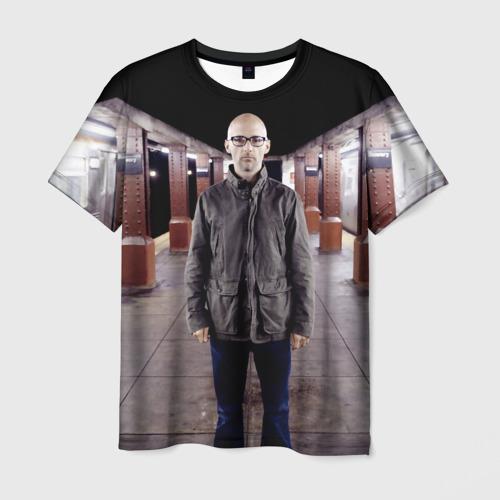 Мужская футболка 3D  Фото 01, Moby