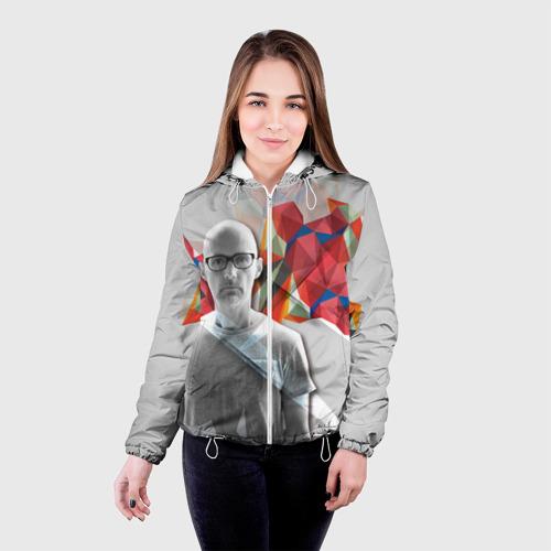 Женская куртка 3D  Фото 03, Moby