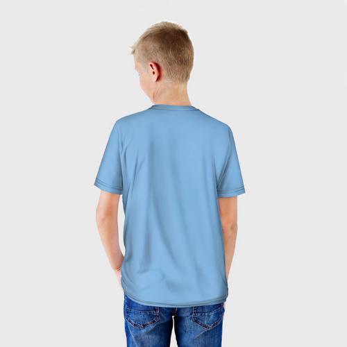 Детская футболка 3D  Фото 02, Moby