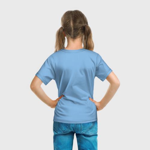Детская футболка 3D  Фото 04, Moby
