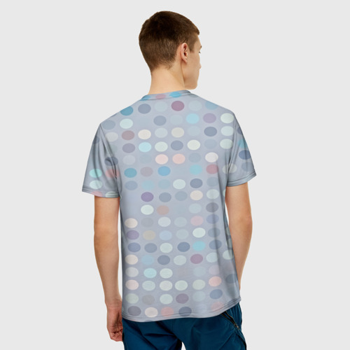 Мужская футболка 3D  Фото 02, Mr. Pug